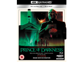 Prince Of Darkness. The (Blu-ray 4K)