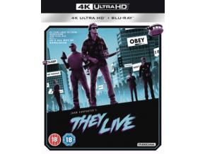 They Live (Blu-ray 4K)
