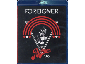 FOREIGNER - Live At The Rainbow (Blu-ray)