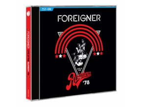 FOREIGNER - Live At The Rainbow (Blu-ray + CD)