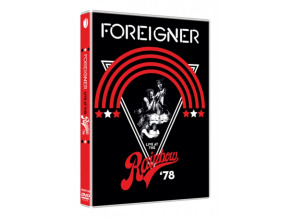FOREIGNER - Live At The Rainbow (DVD)