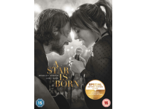 A Star Is Born + Soundtrack (DVD + CD)