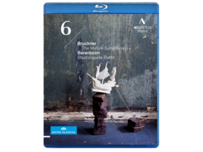 Bruckner / Barenboim (USA Import) (Blu-ray)