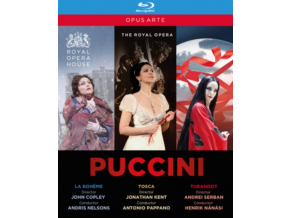 Puccini Opera Collection (USA Import) (Blu-ray)