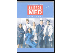 Chicago Med: Season One (USA Import) (DVD)