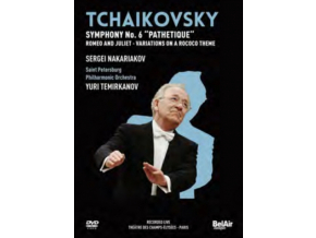 Tchaikovsky Vol. 3 (USA Import) (DVD)