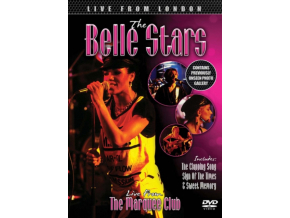 BELLE STARS - Live From London (DVD)