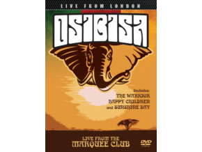 OSIBISA - Live From London (DVD)