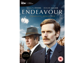 Endeavour Series 6 [DVD] [2019]