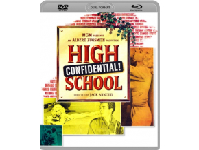 High School Confidential! (Dual Format BluRay and DVD) (1958)