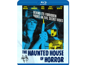 Haunted House Of Horror - Director Approved Restoration (Blu-ray)