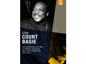 COUNT BASIE - Count Basie Live (DVD)