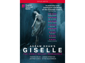 VARIOUS ARTISTS - Vincenzo Lamagna (after Adolphe Adam): Giselle (DVD)