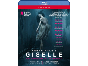 VARIOUS ARTISTS - Vincenzo Lamagna (after Adolphe Adam): Giselle (Blu-ray + DVD)