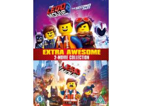 Lego Movie 2 Film Collection (DVD)