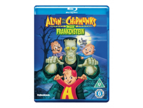 Alvin And The Chipmunks Meet Frankenstein (Blu-ray)