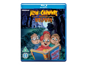 Alvin And The Chipmunks Meet Wolfman (Blu-ray)