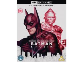 Batman & Robin (Blu-ray 4K)