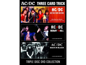 AC/DC - Three Card Trick (DVD)