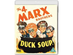 Duck Soup (Blu-ray)