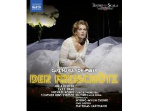 KLEITER / TEATRO SCALA / CHUNG - Carl Maria Von Weber: Der Freischutz (Blu-ray)