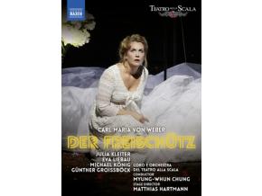 KLEITER / TEATRO SCALA / CHUNG - Carl Maria Von Weber: Der Freischutz (DVD)
