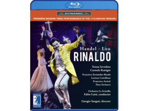 VARIOUS ARTISTS - Georg Frideric Handel / Leonardo Leo: Rinaldo (Blu-ray)
