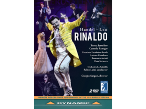 VARIOUS ARTISTS - Georg Frideric Handel / Leonardo Leo: Rinaldo (DVD)