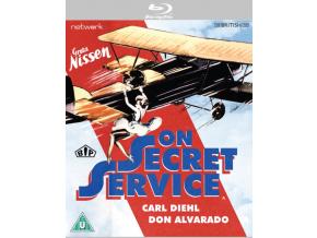 On Secret Service (Blu-ray)