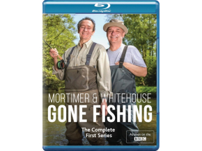 Mortimer & Whitehouse: Gone Fishing Series 1 (Blu-ray)