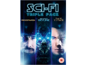Sci-Fi Triple Box Set (DVD)