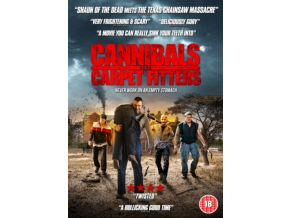 Cannibals & Carpet Fitters (DVD)