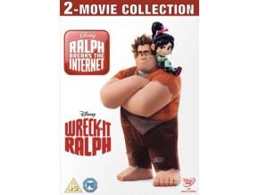 Ralph Breaks The Internet  (1 & 2 DOUBLE PACK) (DVD)