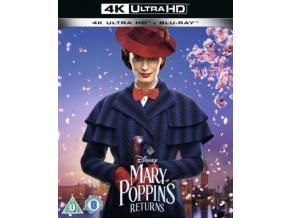 Mary Poppins Returns UHD (Blu-ray 4K)
