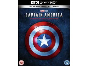 Captain America Trilogy  UHD (Blu-ray 4K)