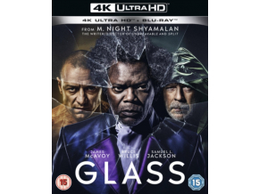Glass (Blu-ray 4K)