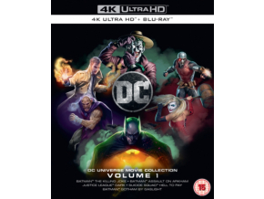 DD Animated 4K Collection: Volume 1 (Blu-ray 4K)