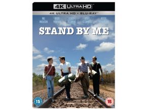Stand By Me (1986) (2 Discs - Uhd & Bd) (Blu-ray 4K)