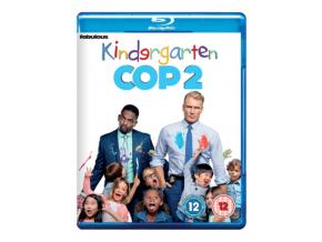 Kindergarten Cop 2 (Blu-ray)