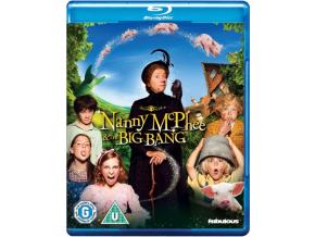 Nanny Mcphee And The Big Bang (Blu-ray)