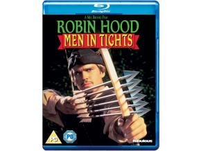 Robin Hood Men In Tights (Blu-ray)