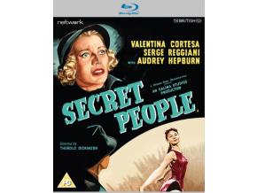 Secret People (Blu-ray)