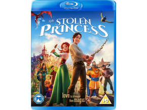Stolen Princess. The (Blu-ray)