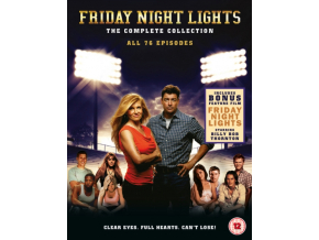 Friday Night Lights - The Complete Series (Includes Bonus Feature Film) (DVD)
