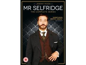 Mr Selfridge - The Complete Series (DVD)