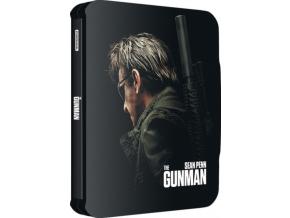 Gunman. The (Blu-ray)