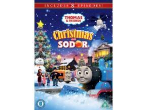 Thomas & Friends - Christmas On Sodor (DVD)