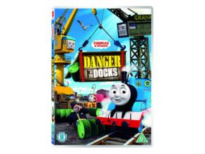 Thomas & Friends - Danger At The Docks (DVD)