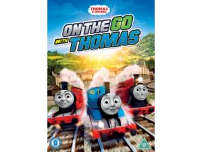 Thomas & Friends - On The Go With Thomas (DVD)
