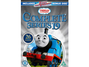 Thomas & Friends - Complete Series 19 (DVD)